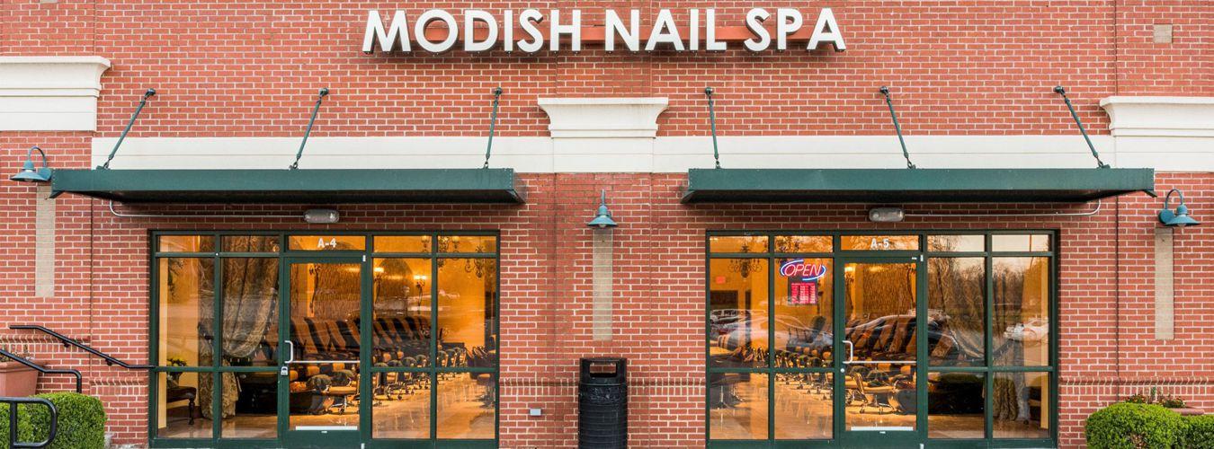 Modish Nail Spa - Nail salon in Charlotte, NC 28213
